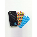 Skulluminous iphone 4 case (Black)