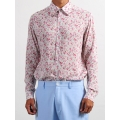 Floral Print Shirt (Long Sleeves)