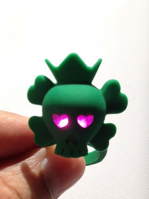 Skulluminous Ring