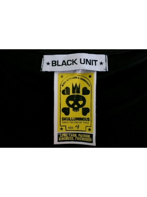 Sutures Tee (Black)