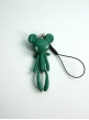 Reborn Bear Phone Strap(Green)