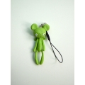 Reborn Bear Phone Strap(Light Green)