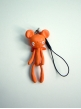 Reborn Bear Phone Strap(Orange)